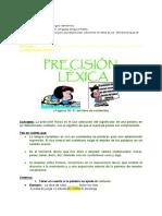PRECISIÓN+LÉXICA-+9