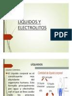 2 LIQUIDOS Y ELECTROLITOS