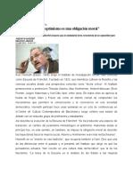Axel Honneth  El optimismo es una obligación moral 01 021 EL PAIS SPAIN