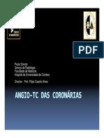 Angio-TC das Coronárias