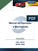 Manual v-2888 - ABTR - CB Camboriú-SC