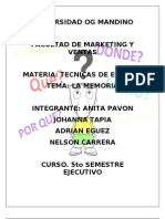 TECNICAS DE ESTUDIO grupal