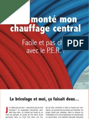 Guide Du Chauffage En Per Gaz Naturel Chaudière