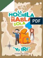 Mochila 4 cuadernillo alumno