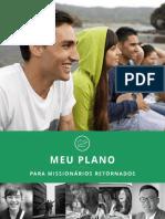 My Plan for Returned Missionaries Por