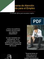 Programa de Atención Asistida para el Empleo