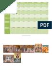 Calendar Postul Mare 2011 HIC