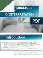 TDM Thoracique GUIDE d'Interprétation