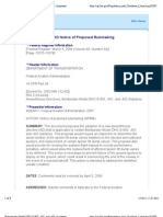 Airworthiness Directive Bombardier/Canadair 2002-NM-132-AD