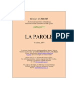 la_parole