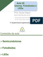 Aula 20 - Circuitos Elétricos e Fotônica - UFABC