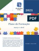 Plano Formação CPL_21 - março e abril