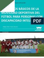 14 Conceptos Basicos de La Movilidad Deportiva Del Futbol Para Personas Con Discapacidad Intelectual