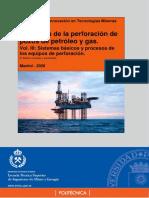sistema perforacion oil