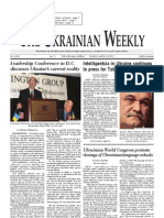 The Ukrainian Weekly 2011-11