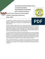 Chavez Puma (Conclusones Del Diagnostico Agrario