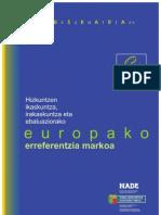 Europako Markoa
