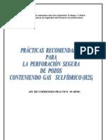 API-49Gas Sulfihdríco