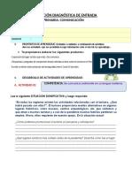 EVALUACIÓN DIAGNÓSTICA-COMUNICACION- V CICLO- PDF-convertido