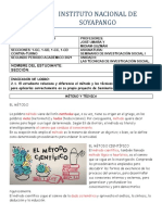 MATERIAL DE LECTURA 1 SEMINARIO PRIMER AÑO DE BCH