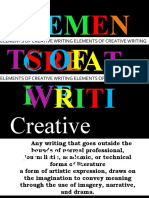 238079746 Creative Writing