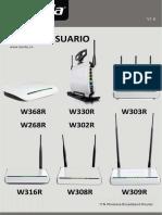 Router tenda User Guide_Spanish