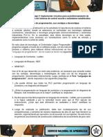 Evidencia_Foro_Identificar_los_lenguajes_de_programacion_sus_ventajas_y_desventajas