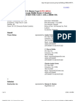 BISHOP v. BOMBARDIER, INC., et al Docket