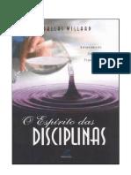 Dallas Willard - O Espírito Das Disciplinas