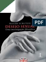 Desejo Sexual Uma Investigacao Roger Scruton