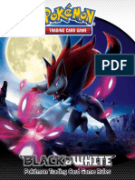 Pokemon rulebook