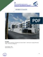 Tasacion Res. Costa Del Este II