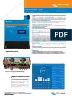 Brochure Victron Energy SmartSolar MPPT RS