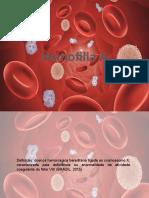 Hemofilia A novo 2
