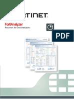 Documento Descriptivo FortiAnalyzer-2015