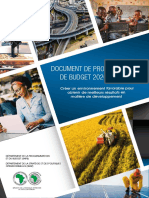 Document de Programme Et de Budget 2020 - 2022 - Version Francaise Finale Compressed