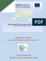 Couzinet outils d Integration Scolaire 1