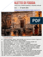 Il Dialetto Di Foggia N. 17 Del 27-04-2021