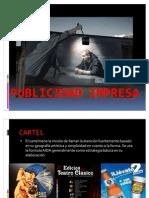 Presentación Medios Impresos