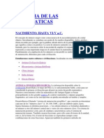 Gomez Simon Antonio - Historia De Las Matematicas