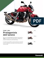manuale cliente z1000  2004 -2006