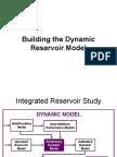 Building the Dynamic Reservoir Model (2)