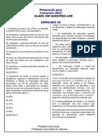 SIMULADO 10