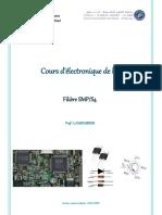 Cours Delectronique de Base Filiere SMP