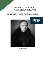 La_Vocation_et_la_Mission_de_la_France_d-apres_Dom_Gueranger_extrait