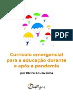 Ebook Currículo emergencial para a educação durante e após a pandemia
