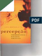Percepçãp Fenomenologia Ecologia Semiótica Santaella_2012