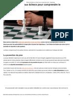 Etude des finales aux échecs pour comprendre le jeu - CapaKaspa