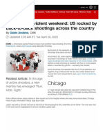America's Violent Weekend_ US Rocked by Back-To-back Shootings Across the Country - CNN