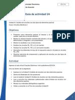 Guía Didáctica Unidad IV